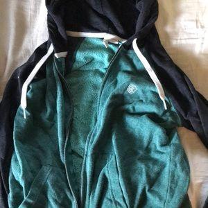 Element | zip up hoodie